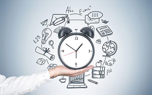 چگونه زمان را در کنکور مدیریت کنیم؟