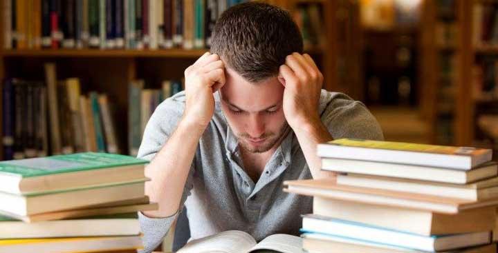 ساعات مطالعه رتبه های برتر